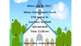 Victory Baptist Church Family and Friends Day