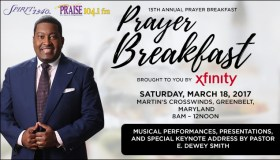 Xfinity Prayer Breakfast Graphic