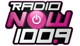 RadioNOW 100.9 logo