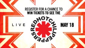 Hot Chilli Peppers Concert - Register To Win_Enter-to-win