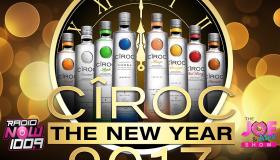 Ciroc New Year 2017