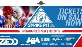 Indy 500 Snake Pit