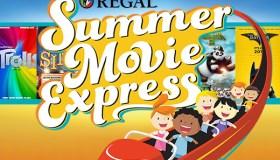 Regal's Summer Movie Express 2017