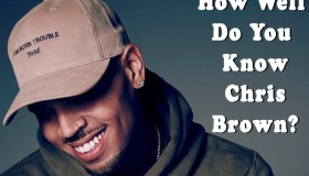 How Well Do You Know Chris Brown Quiz Graphic