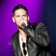 Jon B. Performs At Route 66 Casino's Legend Theater