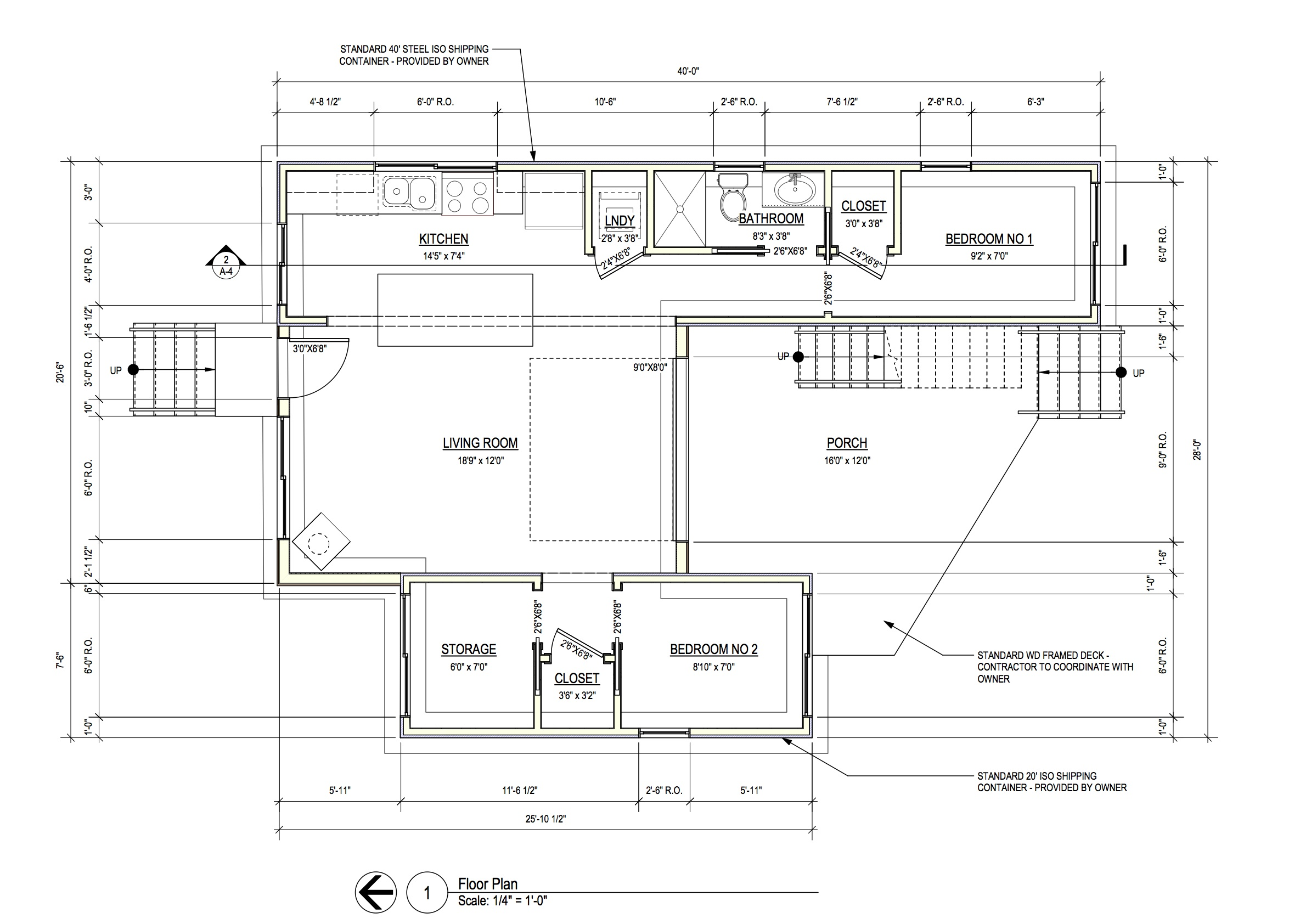 Best Kitchen Gallery: Container Living Plan Get Container Architecture Floor Plans of Container Architecture Plans on rachelxblog.com