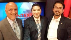 Henry Fernandez and Carlos May