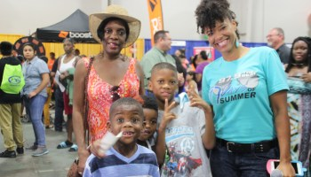 Mayor's Back to School Fair 2016