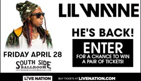 Lil Wayne @ South Side Ballroom Ticket Giveaway