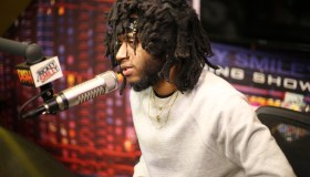 Rickey Smiley Morning Show - 6LACK