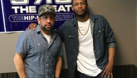 Nick Grant at 97.9 The Beat