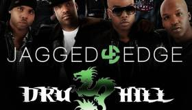 Jagged Edge and Dru Hill
