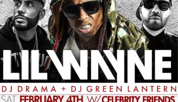 Lil Wayne Undisputed Party