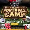 DJ Hayden Football Camp