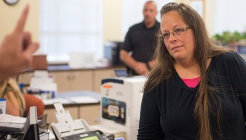 Kentucky County Clerk Defies Supreme Court Ruling And Refuses To Issue Same Sex Marriage Licenses