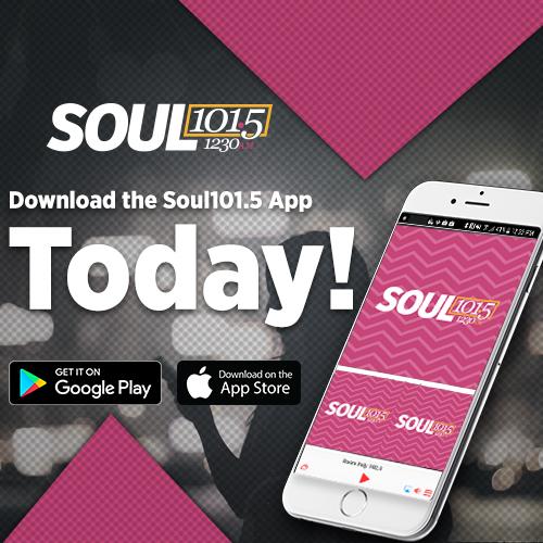 Soul 101.5 Mobile App