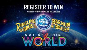ringling brothers out of this world