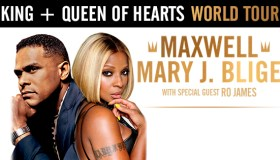 Maxwell and Mary J. Blige Tour Flyer