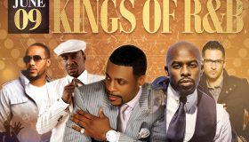 Ladies Night With The Kings of R&B Flyer