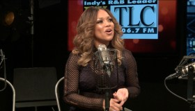 Chante Moore Interview - WTLC