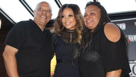 Chante Moore Meet & Greet Photos