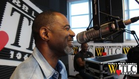 Brian McKnight Interview - WTLC