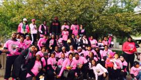 Thank You For Making Strides For Breast Cancer Awareness!