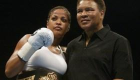 Ali Vs. Taylor Boxing In Las Vegas