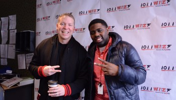 Gary Owen Visits The Wiz