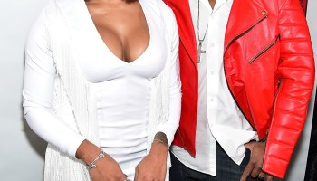 'Stevie J & Joseline Go Hollywood' Advance Screening