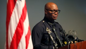 Dallas Mourns Killings Of Five Police Officers