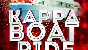 Kappa Boat Ride 2017