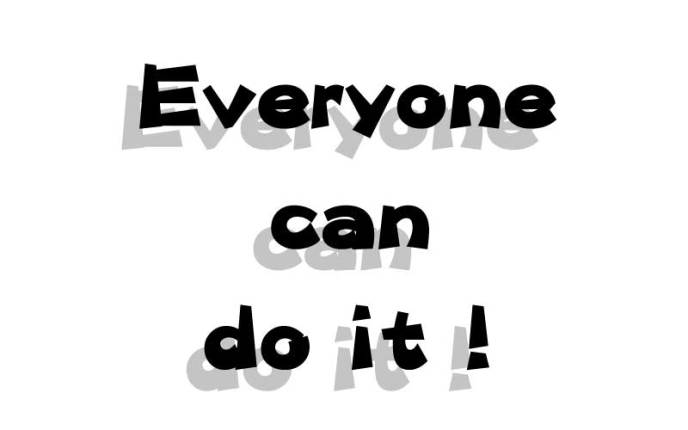 everyone-can-do-it