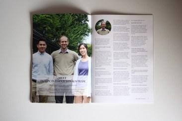 Journey magazine
