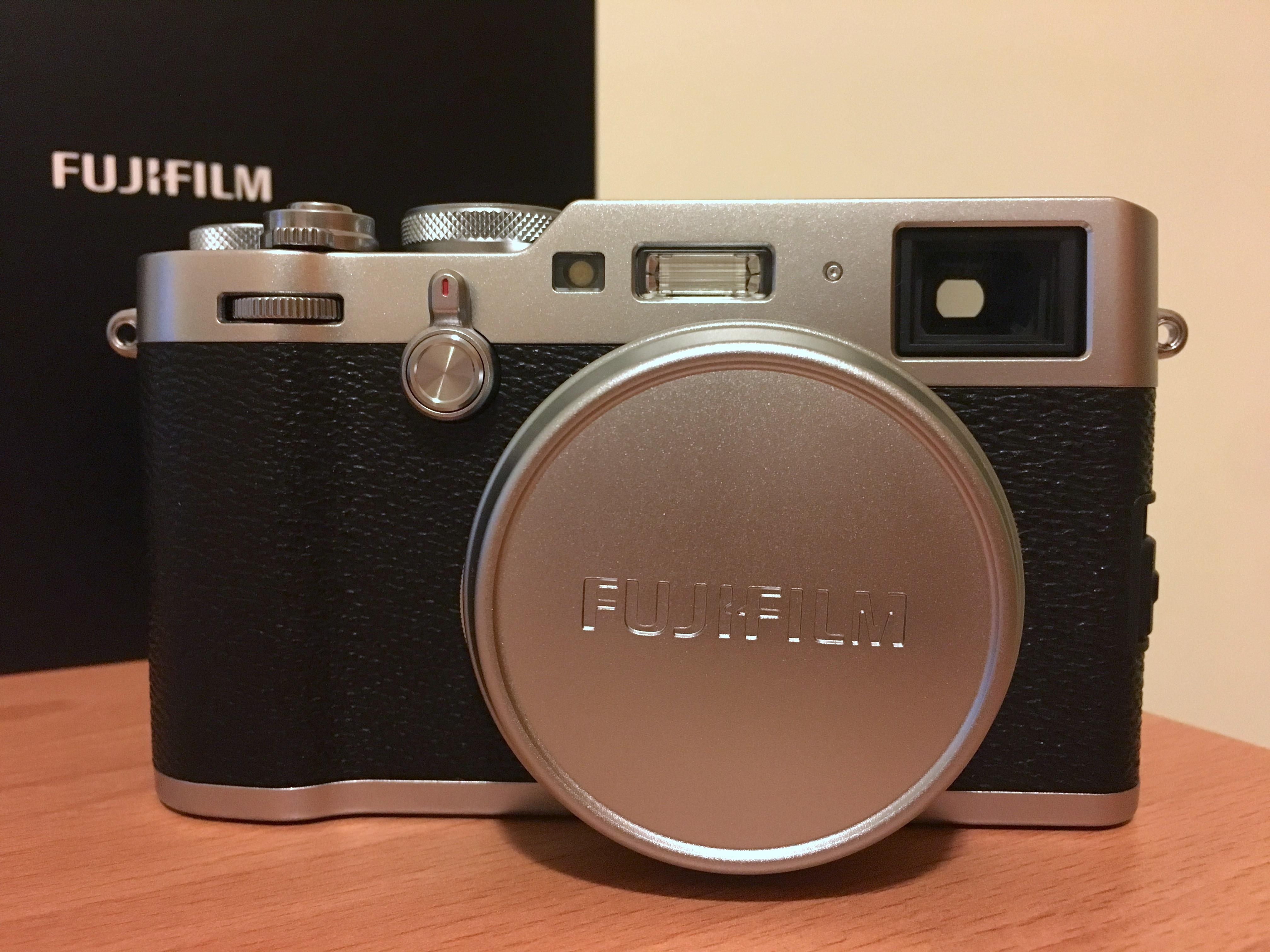 【開箱】Fujifilm X100F 溫柔地感受社會吧! – 來自臺灣:遊記・攝影・書摘 – Rong Rong's blog