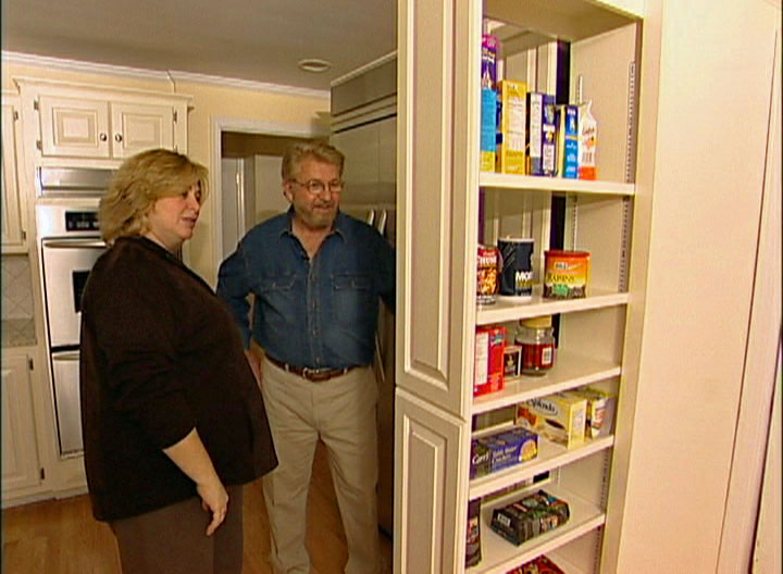 How To Build A Slide Out Pantry • Ron Hazelton
