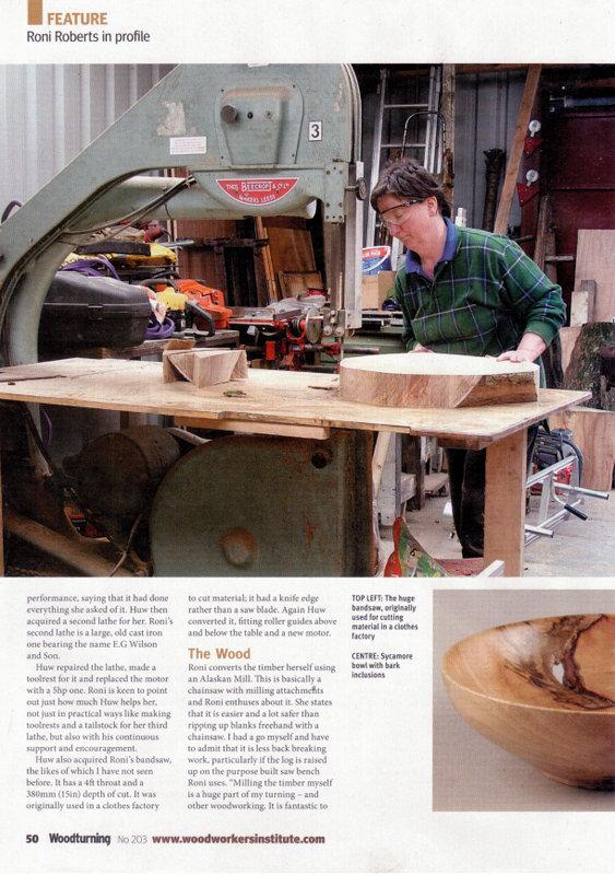 Woodturning P2
