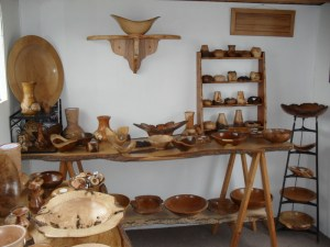 Roni Roberts showroom
