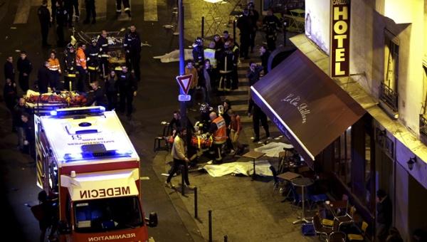 Tecnología en atentados Paris