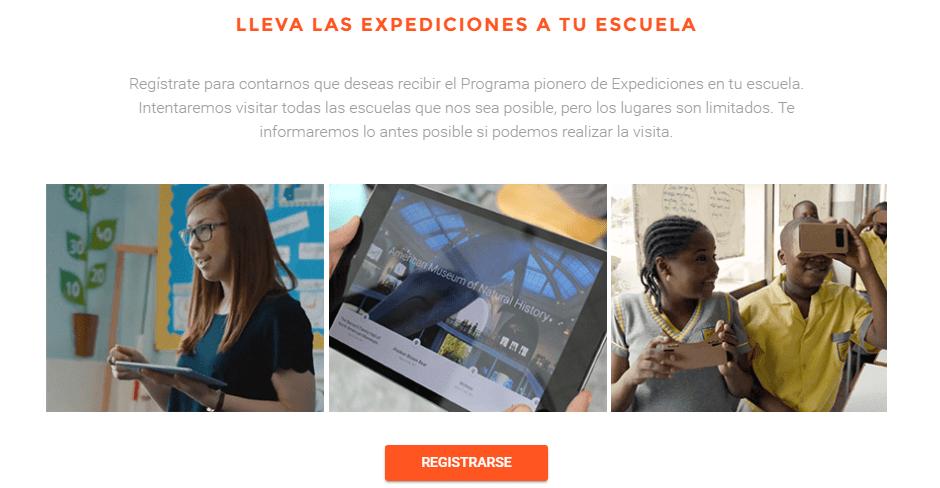 Google Expediciones