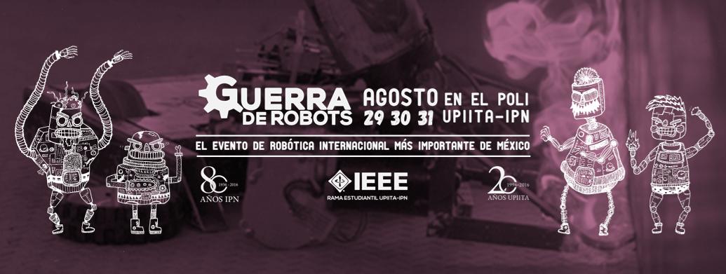 Guerra de Robots México