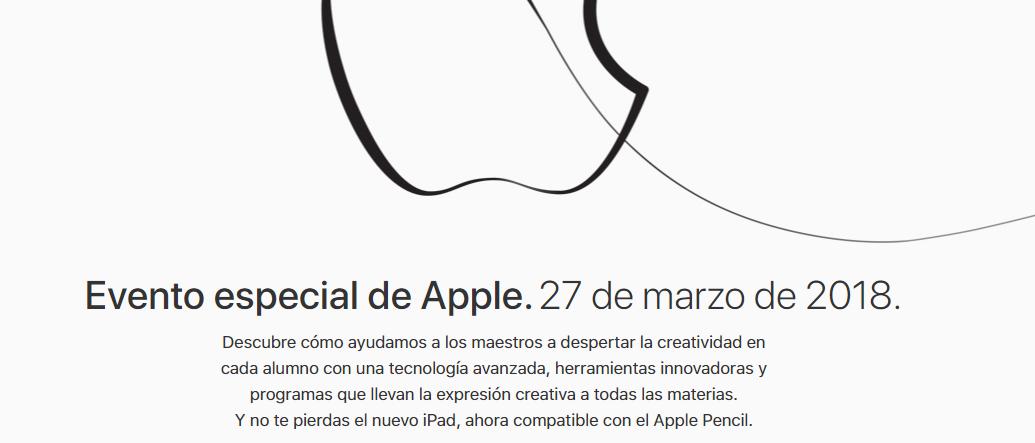 Apple Educación