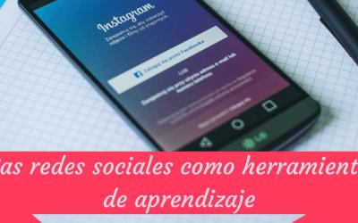 Las redes sociales como herramienta de aprendizaje