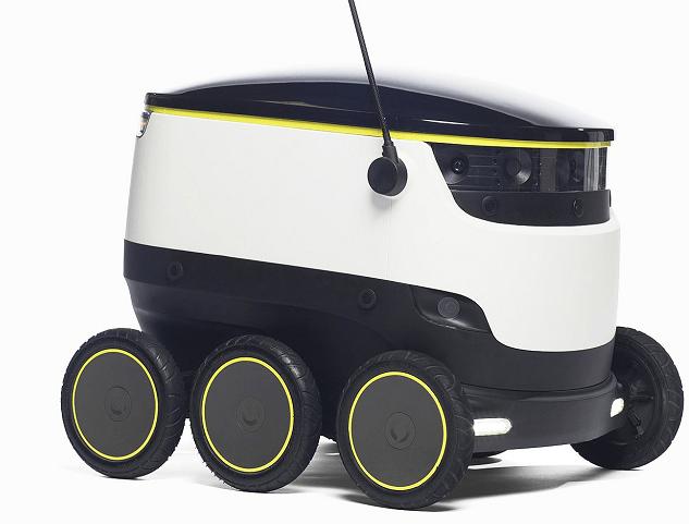robot starship