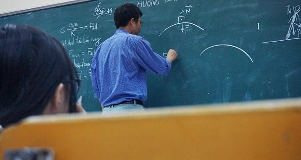 Profesores de matemáticas