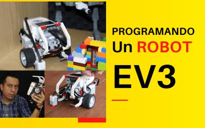 Programando un robot EV3