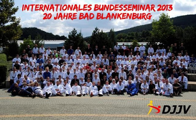 DJJV Bundesseminar 11.�17. August 2013 in Bad Blankenburg