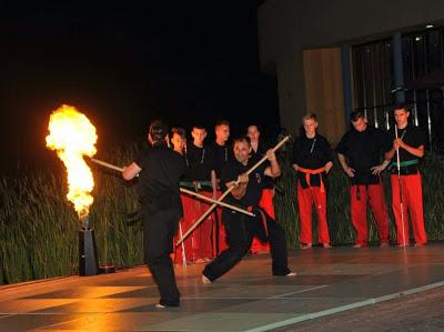 RoninZ Auftritt auf dem Bundesseminar 2014 14.08.2014 in Bad Blankenburg