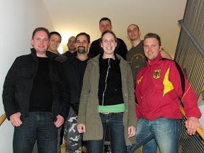 Ju-Jutsu: Arbeitskreis Schulsport am 13.-14.03.2010 in Heidelberg