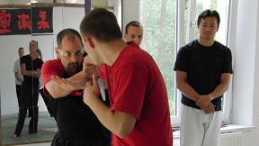 Kali Sikaran Workshop Stick and Knife mit Guro Andy Guettner in RoninZ Dojo in Weingarten am 7.5.2011